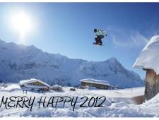 MERRY HAPPY 2012