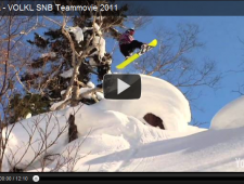 SIGMA – Völkl Snowboards Team Movie 2011