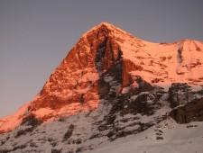 Eiger Westflanke