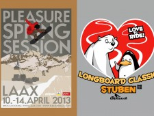 Pleasure Spring Session &amp; Longboard Classic